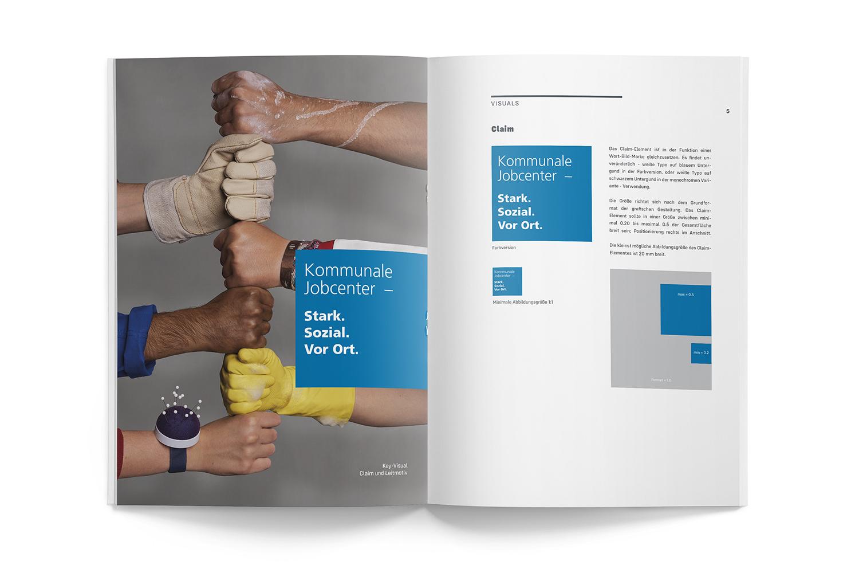 CD Book Branding Visuals